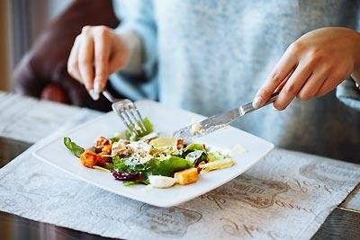 Alimentation et ronflement